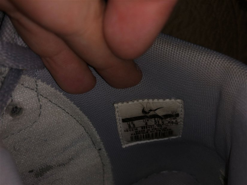 Nike Dunk High Wolf Grey