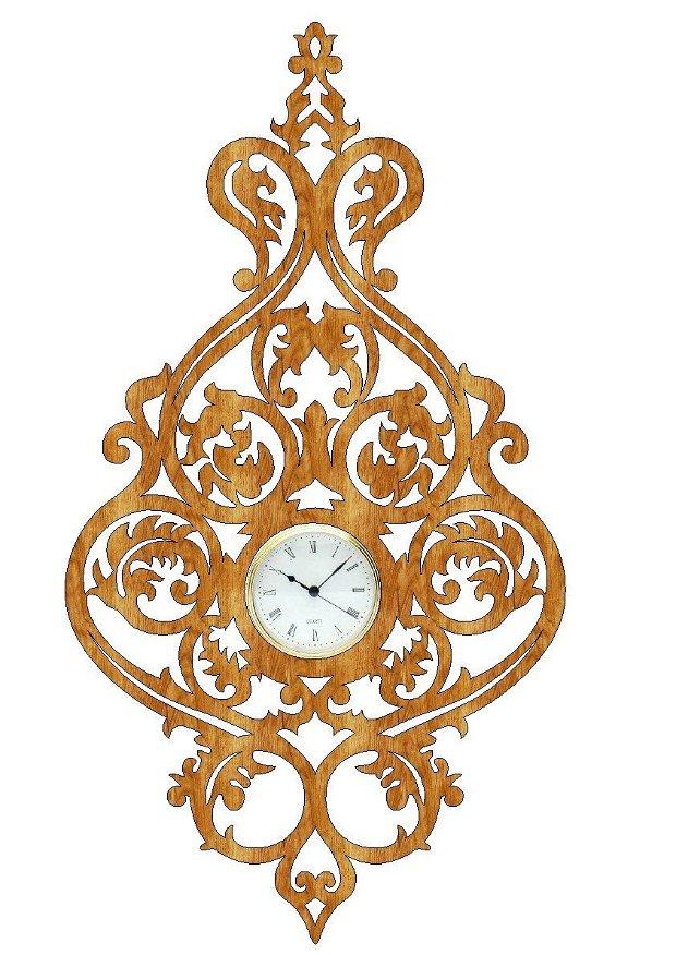 """ceas de perete-""""Ornament"""""""