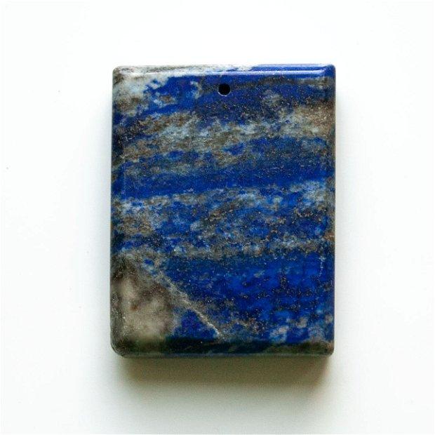 Pandant - Lapis Lazuli Masiv - W55557