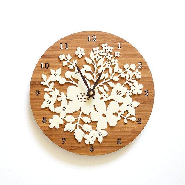 "Ceas de perete""primăvara"""