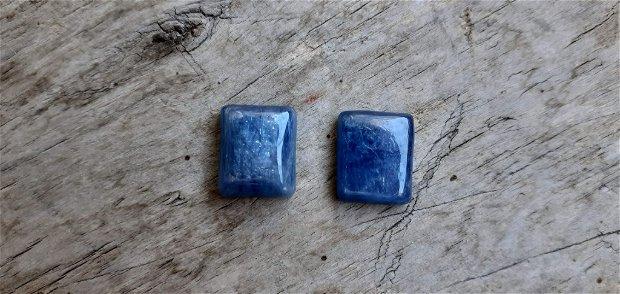 Set cabochoane kianit, 12x10 mm
