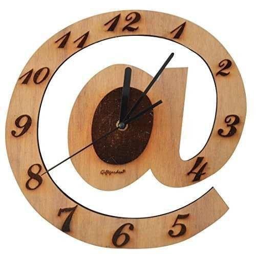 """ceas de perete """"@"""""""