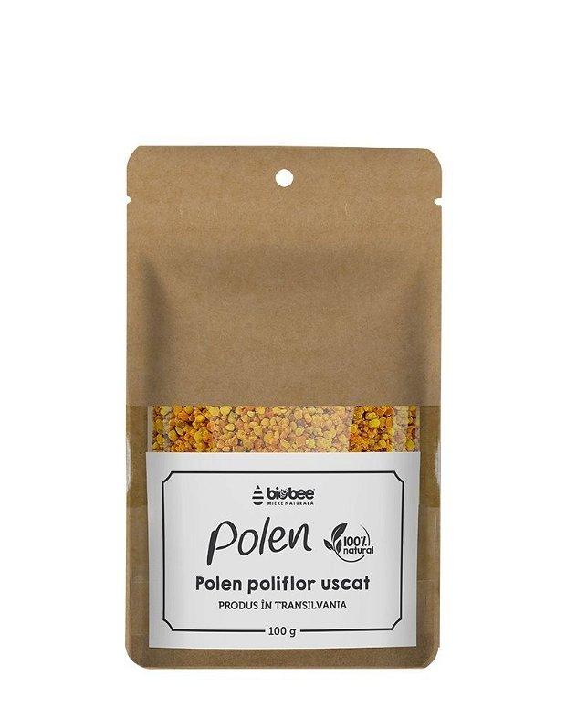 Polen poliflor uscat, 100 grame