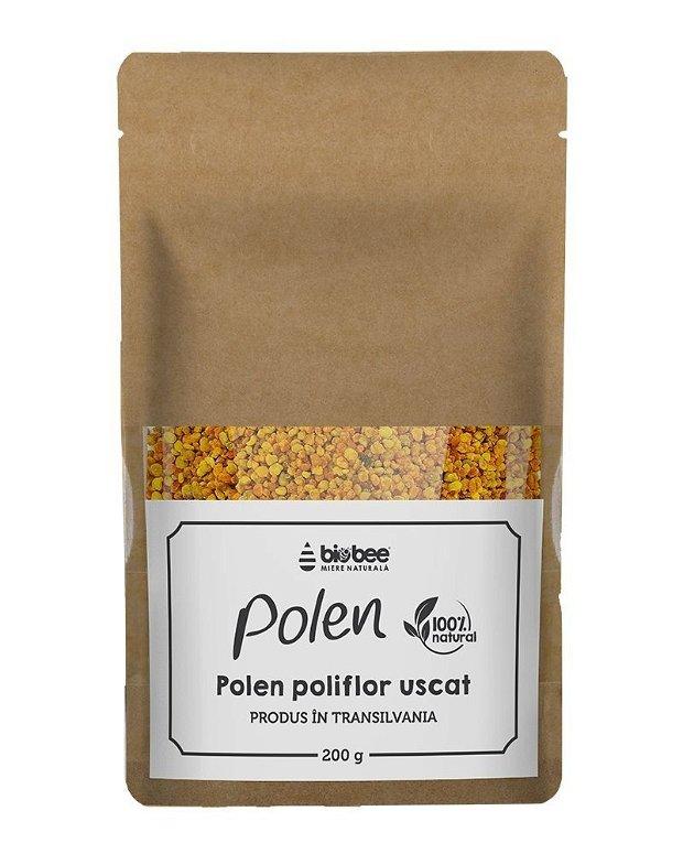 Polen poliflor uscat, 200 grame