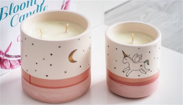 Lumânări parfumate Unicorn