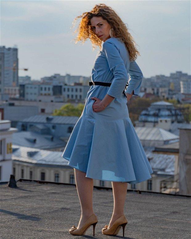Rochie Baby Blue
