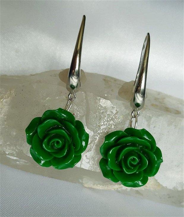 Green Roses - Tridacne Shell
