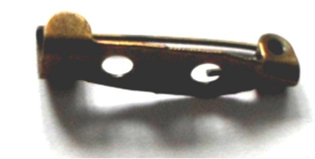 Baza ac brosa bronz cu 2 gauri