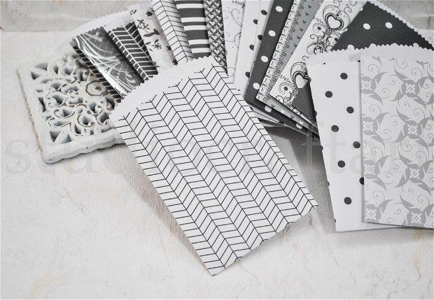 Set 15 pliculete handmade