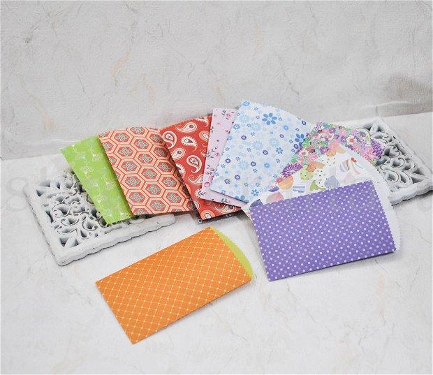 Set 30 pliculete mini, handmade