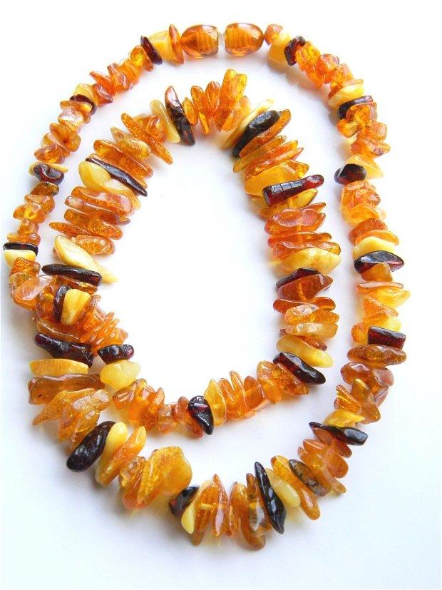 Chihlimbar chipsuri sirag 45 cm.