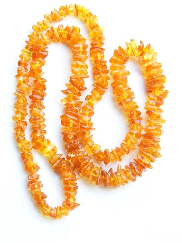 Chihlimbar chipsuri sirag 68 cm.