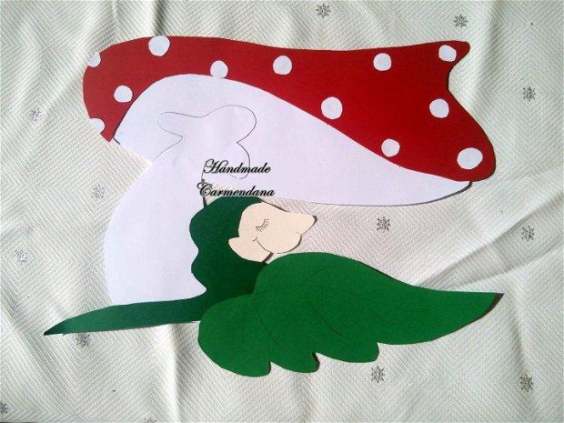 Decoratiune albinuta