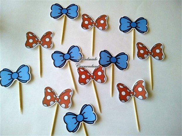 Props-uri pentru candy bar Minnie si Mikckey