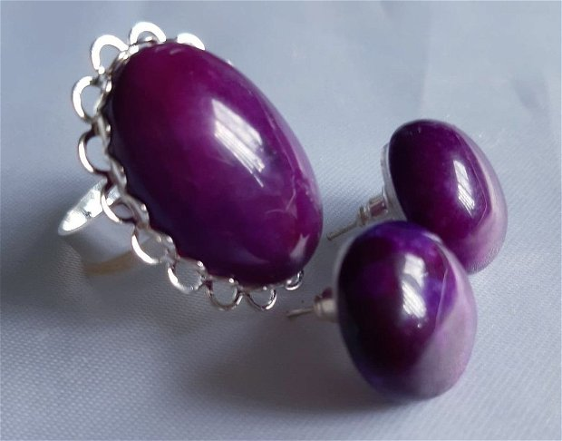 Purple Jasper Imperial