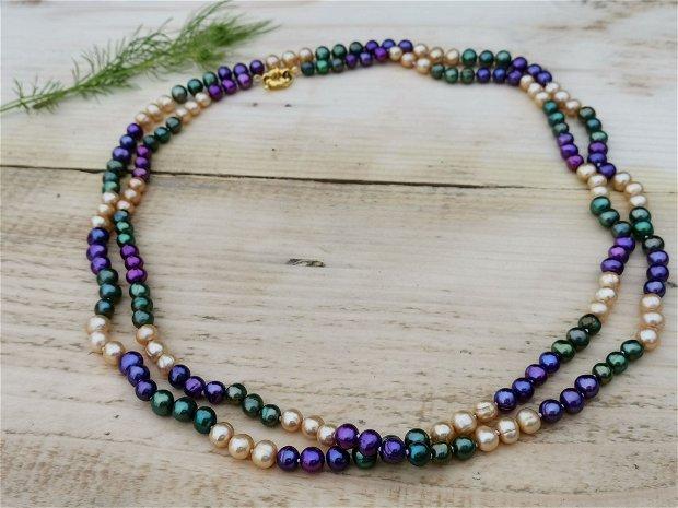 Perle multicolor freshwater