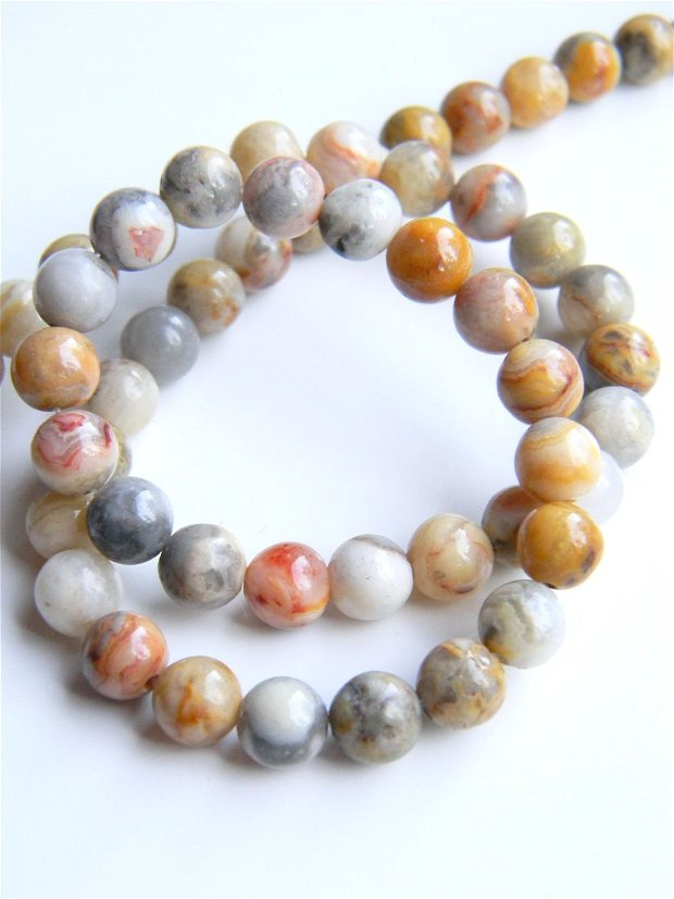 Crazy Lace Agate 7 mm (AVDR)