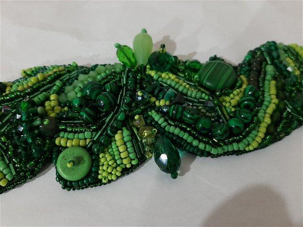 Bratara Ever green .rezervată