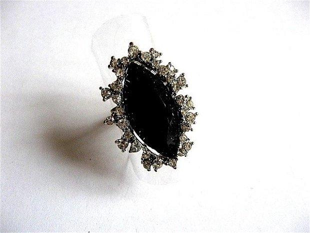 inel cu cristale 23027