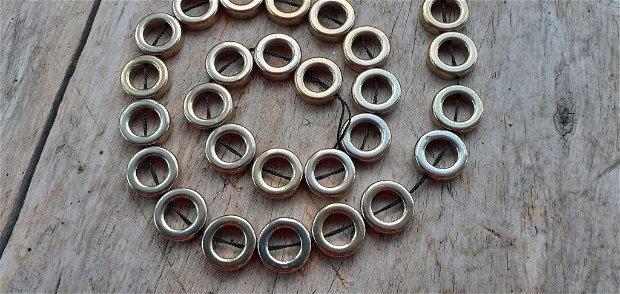 Hematit, cercuri 13-14 mm