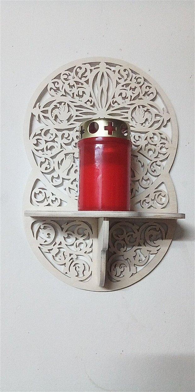 suport pentru candela