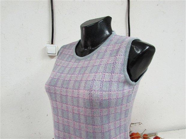 Costum din tricot