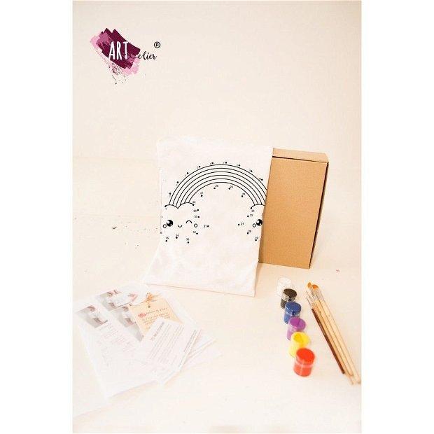 Set creativ ARTistic KID - Curcubeu