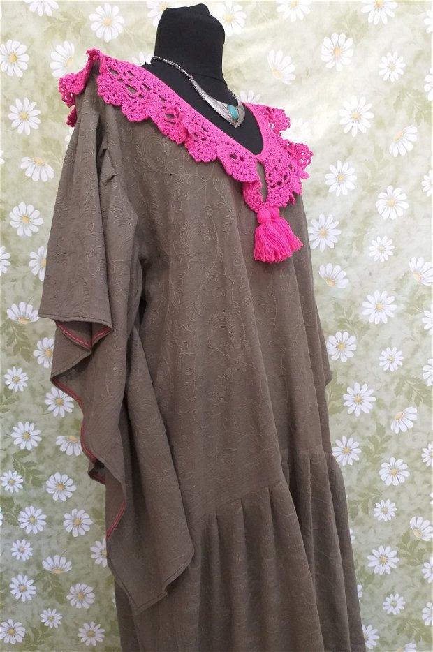 Rochie maxi de vară