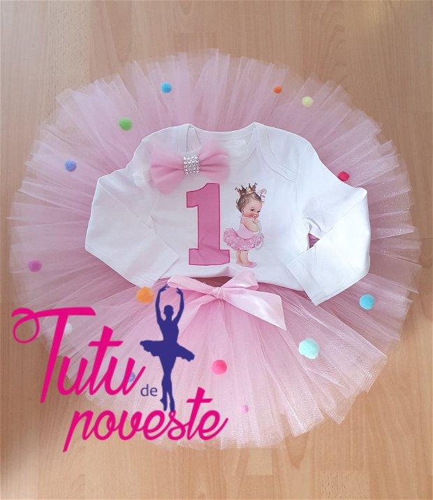 Set tutu little balerina