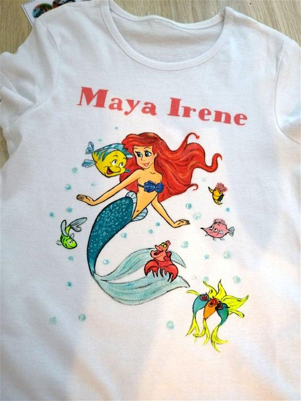 """Tricou """"Mica sirena"""""""