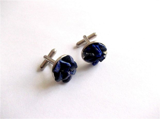 butoni camasa cu lapis lazuli  39109