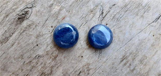Set cabochoane kianit, 12 mm