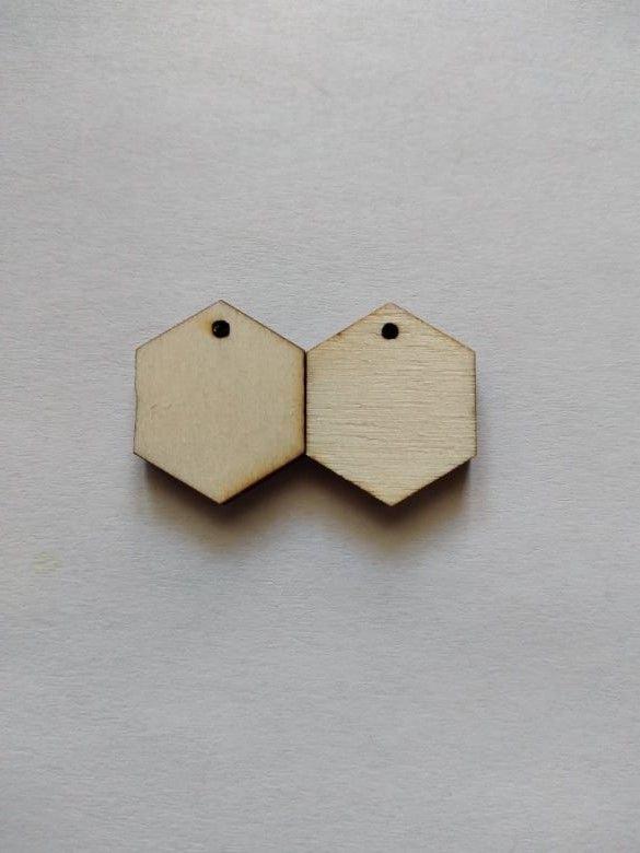 baza din lemn pentru cercei