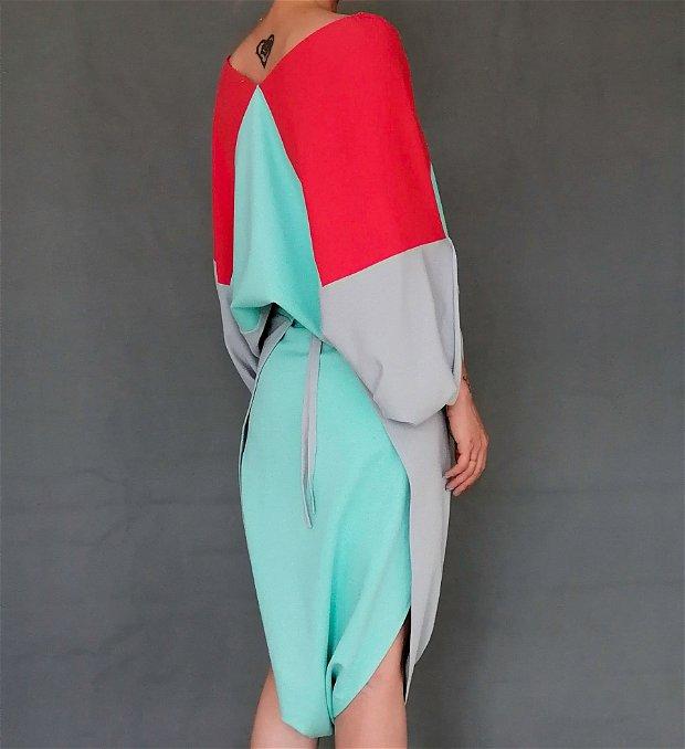 Origami t-shirt +fusta salvari V1