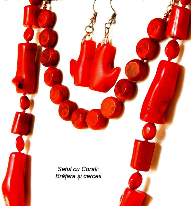 Set cu Corali (055)