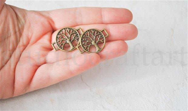 Link  tree of life bronz