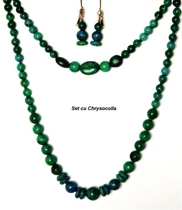 Chrysocolla REZERVAT Andra (067)