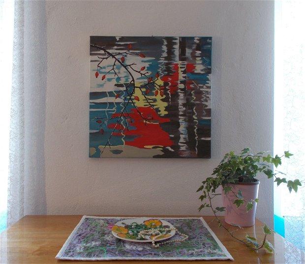pictura bstracta - reflexii 8
