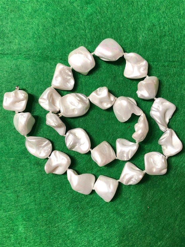 Sirag perle baroc (24 perle) - PM2