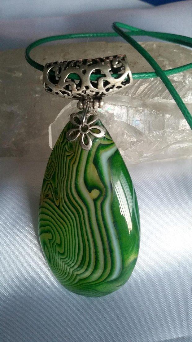 Green Agatha