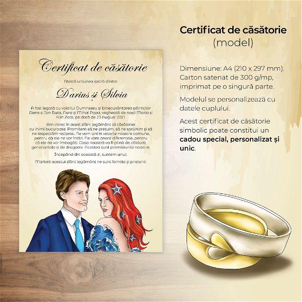 Invitatie nuntă -electronică- MARIN