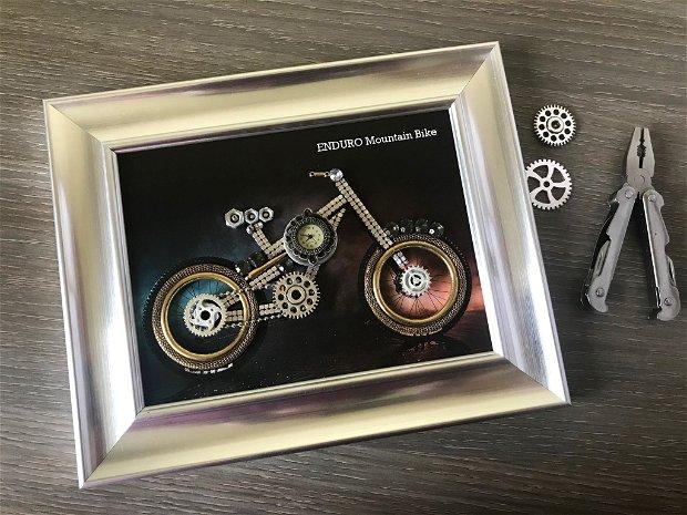 Bicicleta Cod M 499, Cadouri masini, Tablouri masini si motociclete
