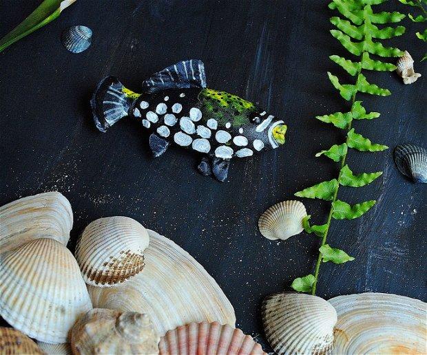 Peste de acvariu, mai bine peste de ocean!