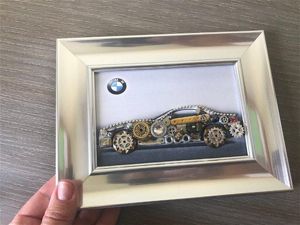 BMW Cod M 470, Cadouri originale pentru barbati, Cadouri zile de nastere, Decoratiuni casa