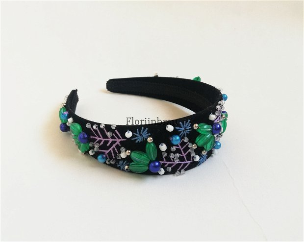 Coronita / bentita statement smarald