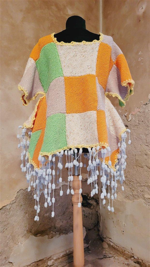 Vestă sau pulover