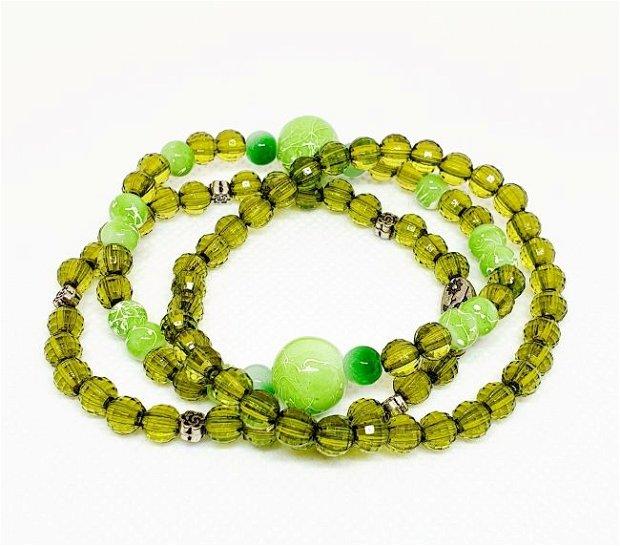 Brățări Green Vibes