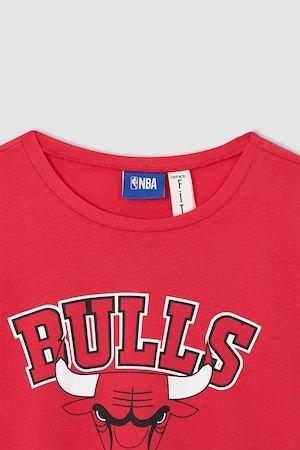 Tricou NBA Chicago Bulls Rosu