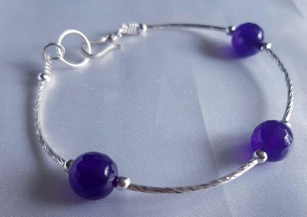 Ametist ~ bracelet