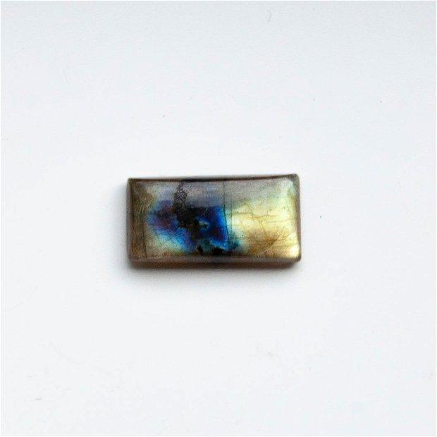 Cabochon Labradorit flashy  - rectangular - L92021
